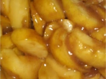 Southern Fried Apples (cracker Barrel Style) Recipe