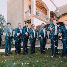 Fotógrafo de bodas Andrés Mondragón (vermel). Foto del 30.04.2019