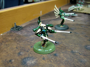 "Photo: Moscovian (Bill) decided to bring a mostly painted army this year after last year's ""Best Paint Trophey""."