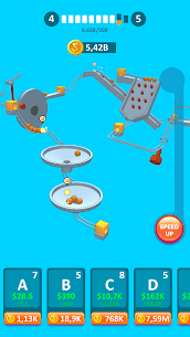 Balls Rollerz Idle 3D Puzzle Mod Apk (Unlimited Money + No Ads) 3