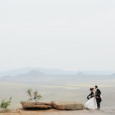 Wedding photographer Aleksandra Aleksandrova (Komsa). Photo of 25.10.2016