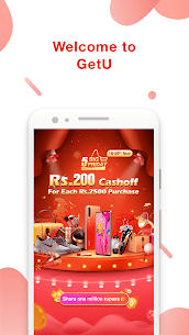 GetU – Online shopping mall 1