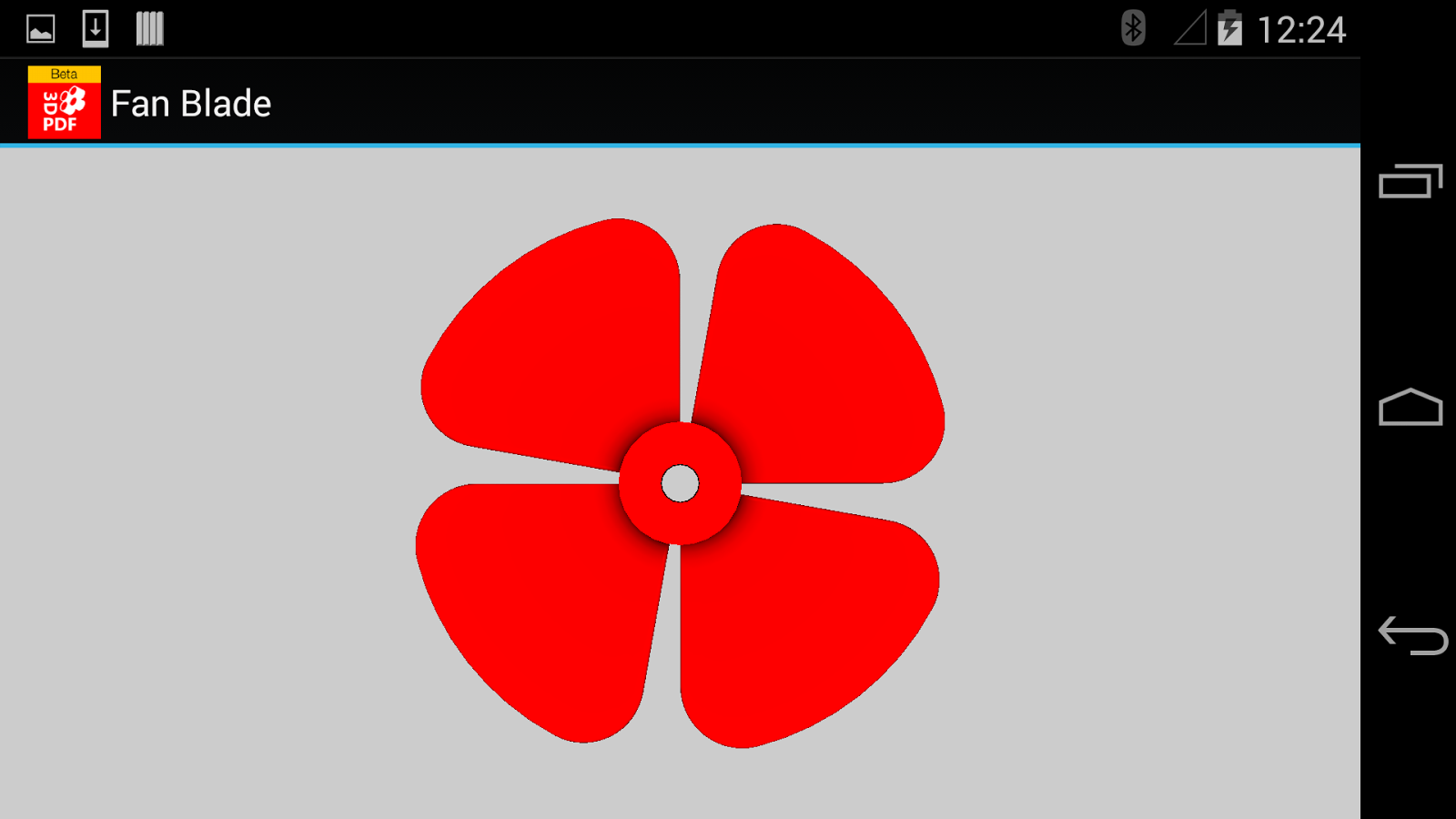 how to open 3d pdf in android