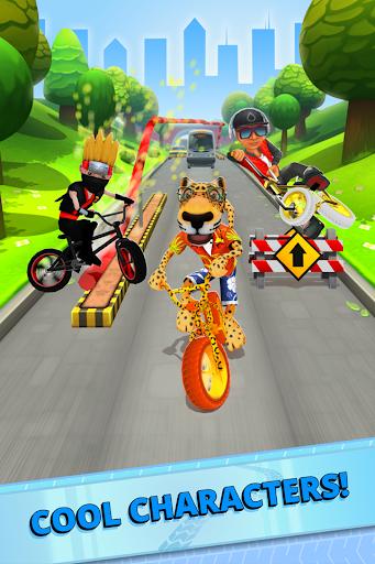 Bike Race - Bike Blast Rush apkpoly screenshots 6
