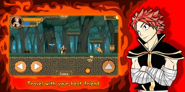 Fairy Light Fire Dragon Mod Apk (God Mode + Unlimited Mana) 3