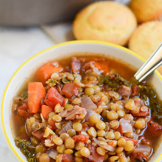 Italian Chicken Lentil Soup Recipes