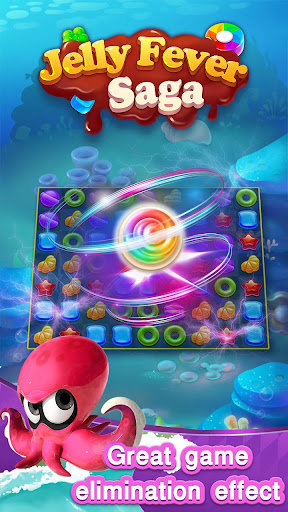 Jelly Fever Saga screenshot 2
