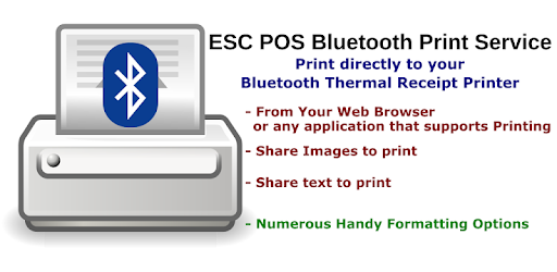 ESC POS Bluetooth Print Service - Apps on Google Play