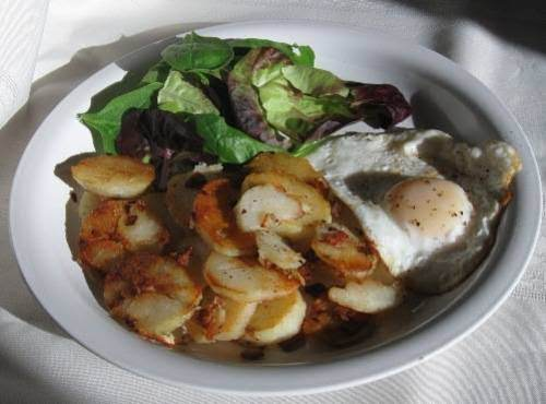 Bratkartoffeln Mit Speck Recipe