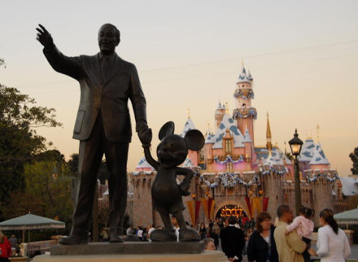 Disneyland's fantasy world makes the reality of its data mining palatable