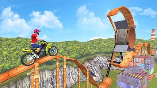 New Bike Racing Stunt 3D : Top Motorcycle Games 0.1 screenshots 5