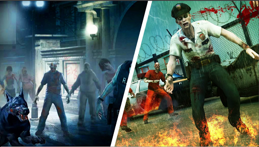 Zombie Critical Strike- New Offline FPS 2020 apkpoly screenshots 2