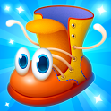 Boots Story - Fairy Tale Free icon