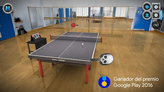 Table Tennis Touch v2.2.2401.1 APK 1
