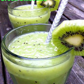 Fruie & Honey Green Smoothie.