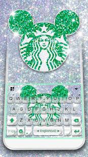 Minny Goddess Keyboard Theme