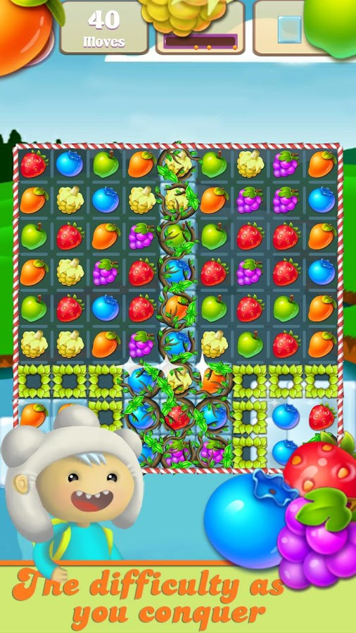 Jelly Fruits Mania- screenshot