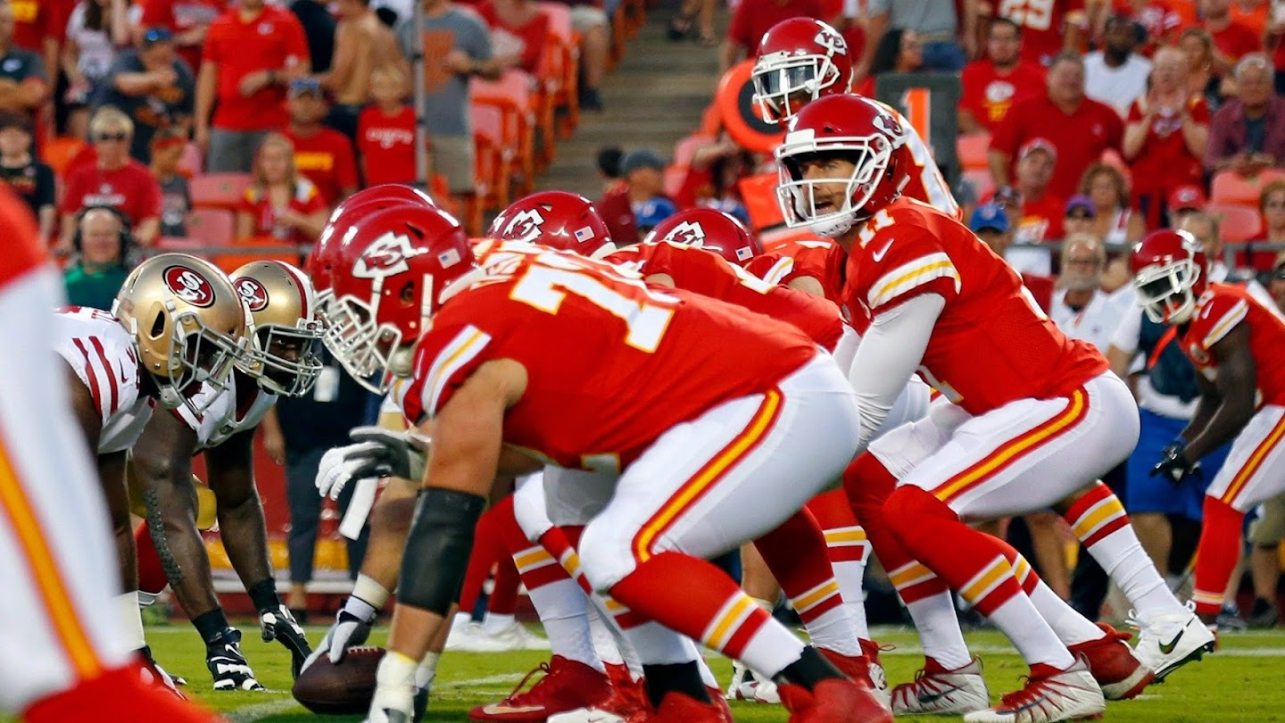 Watch Kansas City Chiefs: Back to Back live