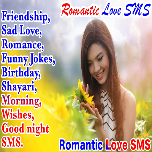 English Romantic Love SMS Collection app (apk) free download for