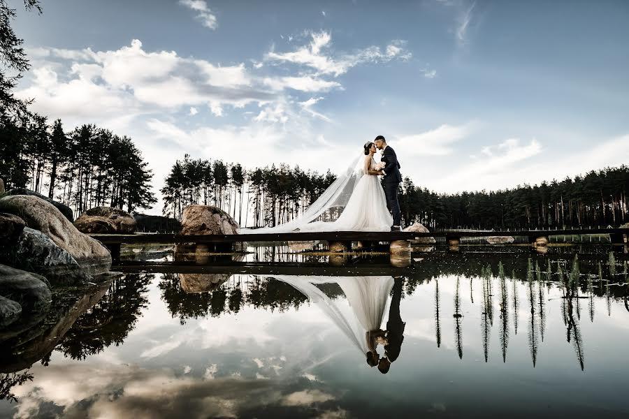 Wedding photographer Donatas Ufo (donatasufo). Photo of 27.03.2020