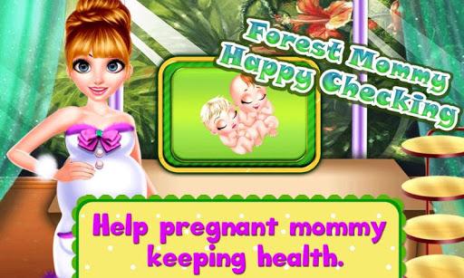 叢林媽媽快樂體檢