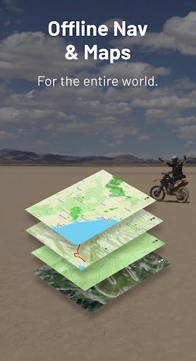 REVER: GPS, Navigation, Discover, Maps & Planner screenshots 6