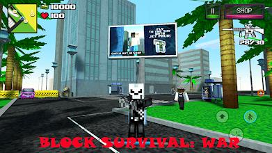 Block Survival: War screenshot thumbnail
