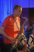Photo: Saxtet Meets The Rhythm Section  foto: Jiří Michlby Jiří Michl