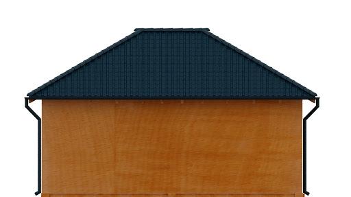 G136 - Elewacja tylna