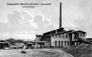 Photo: Ziegelwerke Heinrich Lehrmann an der Emmerstedter Straße
