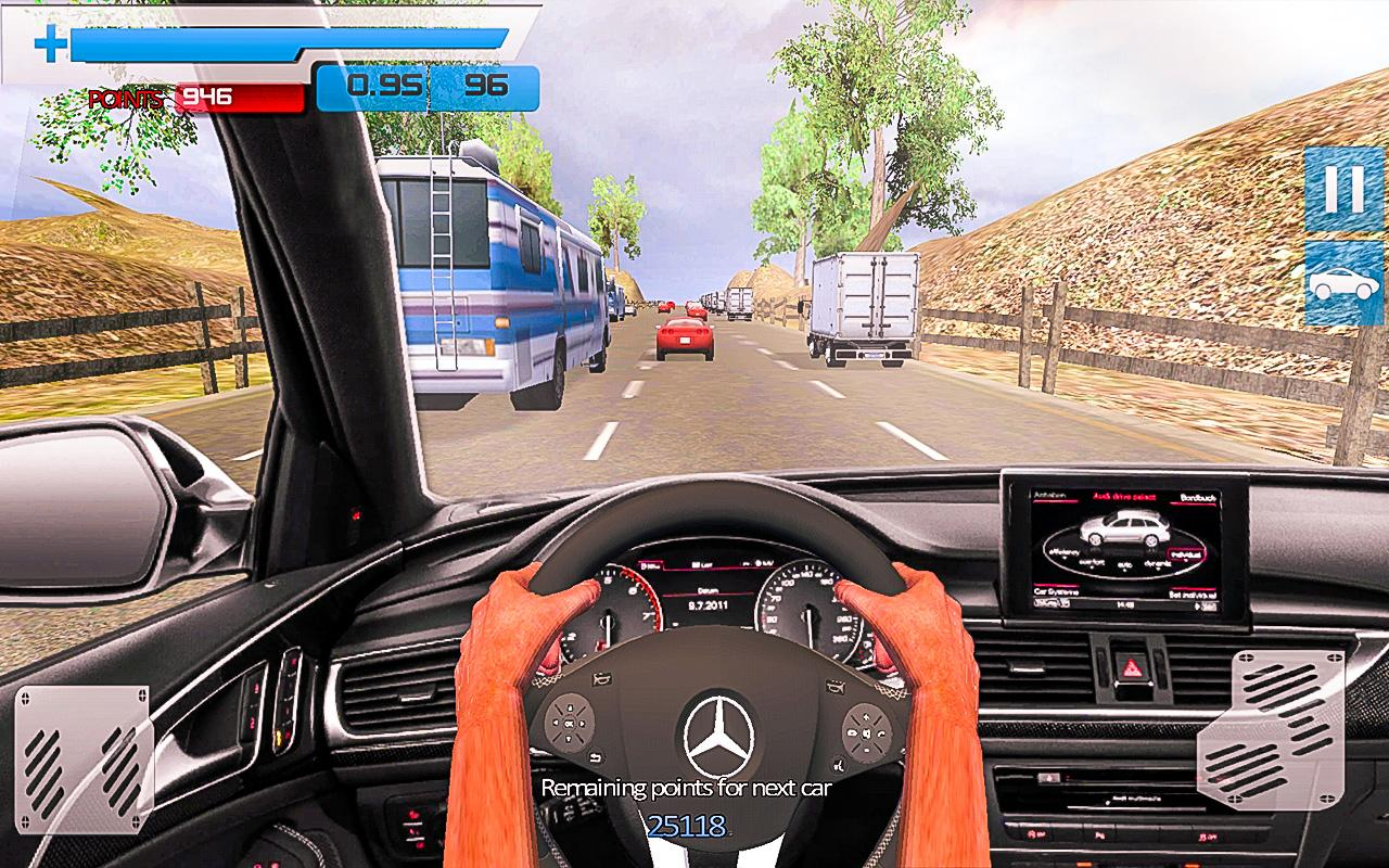 Drive In Car On Highway Racing Games Android Apps On Google Play