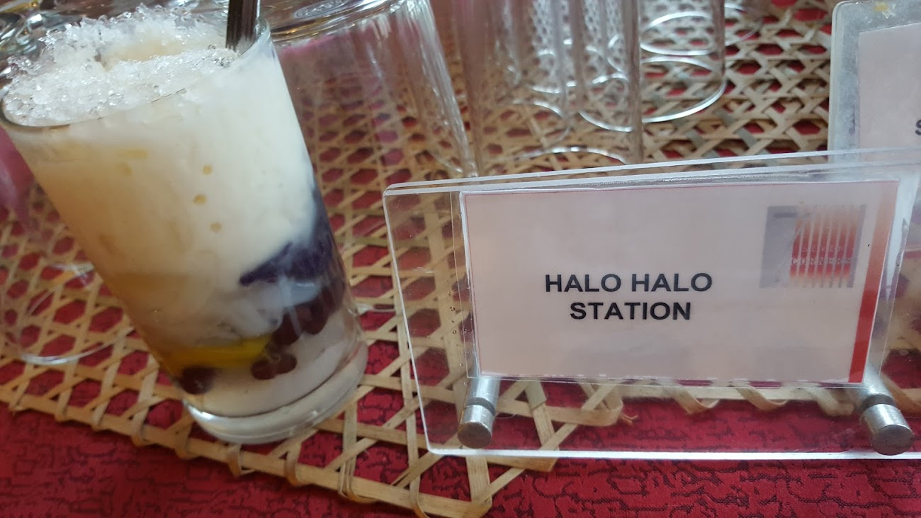 HALO-HALO STATION.