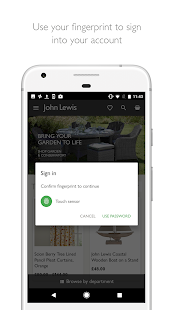 John lewis shopping made easy apps on google play screenshot image stopboris Image collections