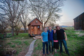 Photo: Tammy's tiny house in NorCal