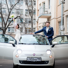 Wedding photographer Sergey Kukushkin (mwskphoto). Photo of 18.04.2016