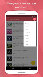Video Locker- screenshot thumbnail