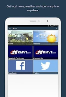 KMVT News- screenshot thumbnail