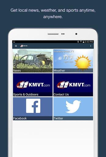 KMVT News- screenshot