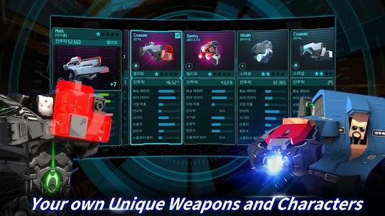 SquadflowM : Battle Arena 2