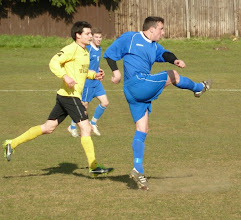 Photo: 06/04/13 v Cottered (Hertford and District League Premier Division) 0-0 - contributed by Bob Davies