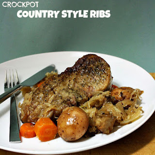 Country Ribs With Gravy Recipes.