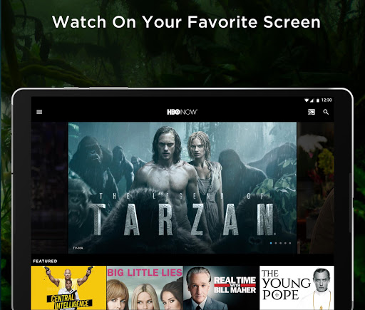 HBO NOW: Series, movies & more screenshot 9