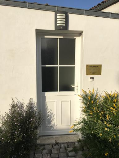 Porte entrée cabinet