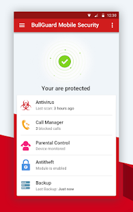 Mobile Security and Antivirus- screenshot thumbnail
