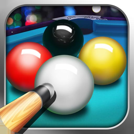 趣味台球 - 桌球 撞球 斯诺克,最好玩的台球游戏 體育競技 App LOGO-硬是要APP