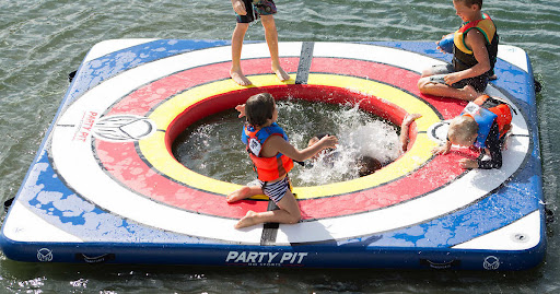 $130 Off HUGE Party Pad Float for Costco Members