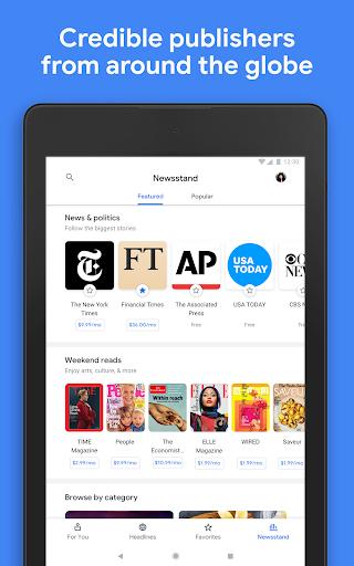 Google News 5.7.0 app 11
