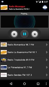 RADIO NICARAGUA screenshot 2