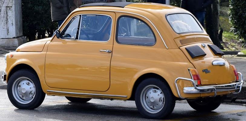 500 vintage di Luciano Ibi