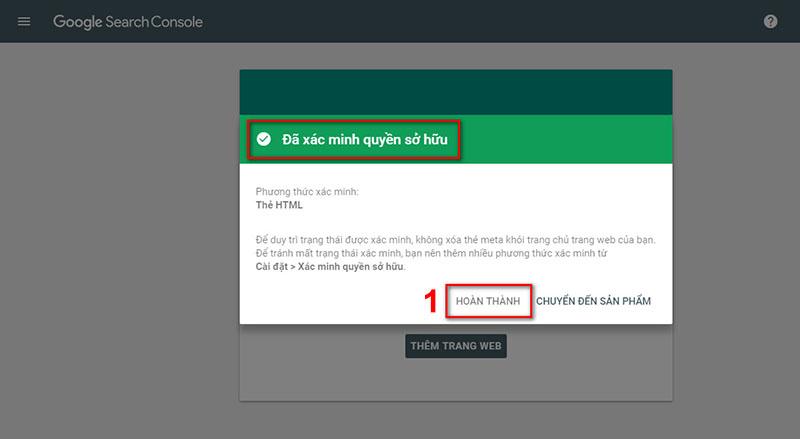 Hướng dẫn cài đặt Google Webmaster Tools-9